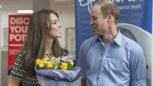 Herzogin Kate + Prinz William: Ihr erstes Treffen verlief holperig