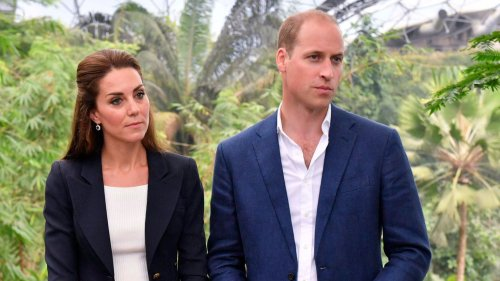 Prinz William und Herzogin Catherine: Sorgen um Prinz George