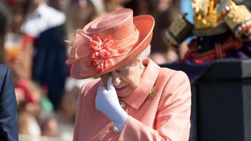 Neue Nachricht von Queen Elizabeth