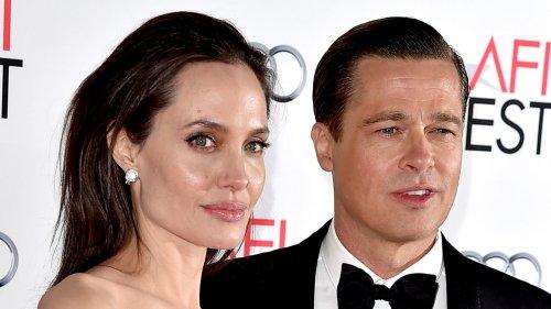 Brad Pitt und Angelina Jolie: Angelina Jolie erzielt weiteren Sieg im Scheidungskrieg