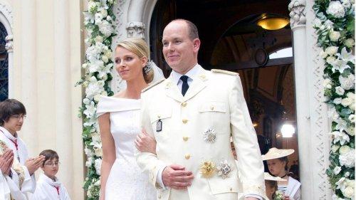 Fürstin Charlène: Dieser Song weckt Erinnerungen an Hochzeit mit Fürst Albert