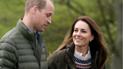 Prinz William + Prinzessin Catherine: Emotionales Geständnis über ihr Zuhause