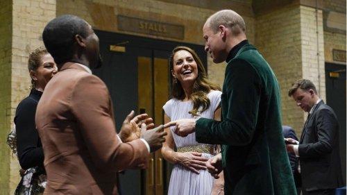Prinz William + Herzogin Catherine: Neues Foto zeigt besonderen Moment zwischen ihnen
