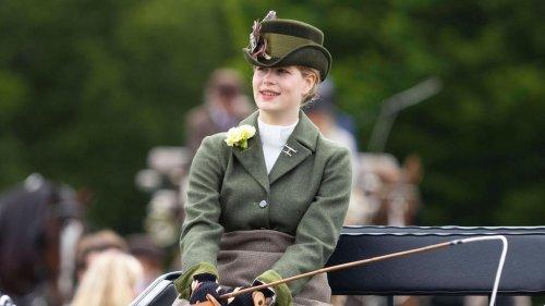Lady Louise: Für Prinz Philip (†) tritt die schüchterne Royal ins Rampenlicht