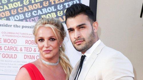 """Britney Spears + Sam Asghari: """"Wir haben ein Baby bekommen"""""""