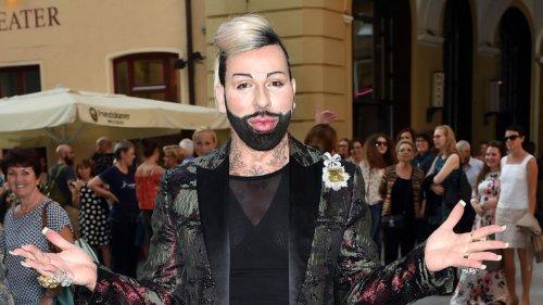 Harald Glööckler: Mit Botox & Permanent-Make-up ist er bereit fürs Dschungelcamp