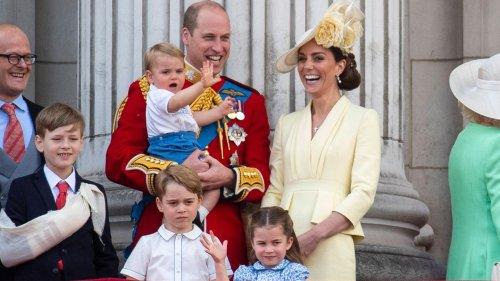 Mini-Royals: Darum freuen sie sich besonders auf die kommende Woche