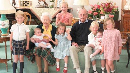 Prinz George, Archie & Co: Diese Mini-Royals dominieren die Top 10 der britischen Babynamen