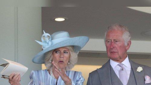 Die Royals sind wieder auf der Pferderennbahn