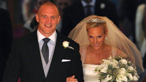 """Royals: Mike + Zara Tindall: Ein Familienmitglied war """"strikt gegen"""" ihre Hochzeit"""