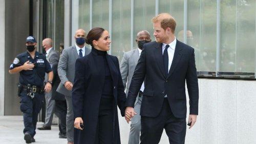 Herzogin Meghan + Prinz Harry: Sie sollen in New York Staatsschutz erhalten haben
