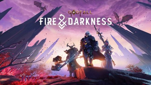 Godfall Fire and Darkness expansion, Lightbringer update out now