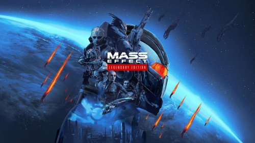 Mass Effect Legendary Edition Update 1.03 out now