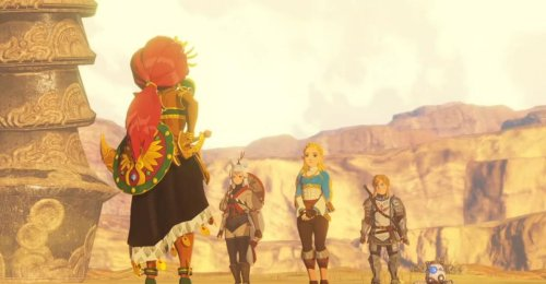 Hyrule Warriors: Age of Calamity Update 1.1.0 Patch Details