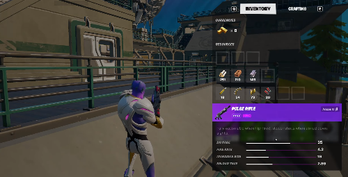 Fortnite Pulse Rifle and Where To Find and Unlock It