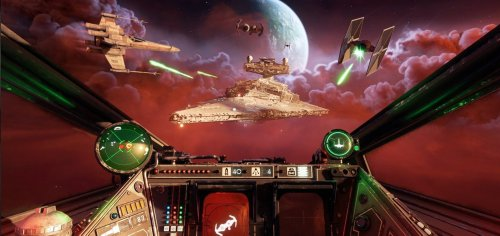 STAR WARS: SQUADRONS – Gameplay and Video