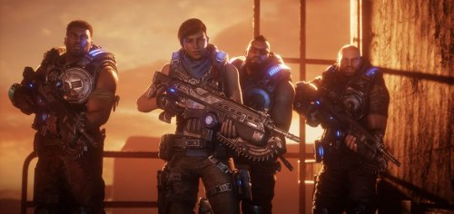 GEARS 5 – Gameplay and Video