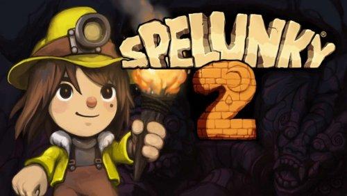 Yeni Spelunky 2 Oynanış Fragmanı Yeni Karakterleri, Yetenekleri ve Düşmanları Gösterdi
