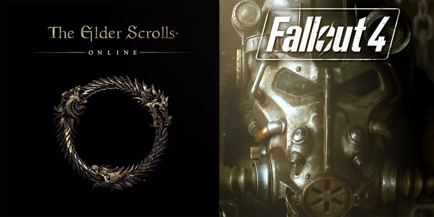 Elder Scrolls Online Director Almost Made A Fallout MMO