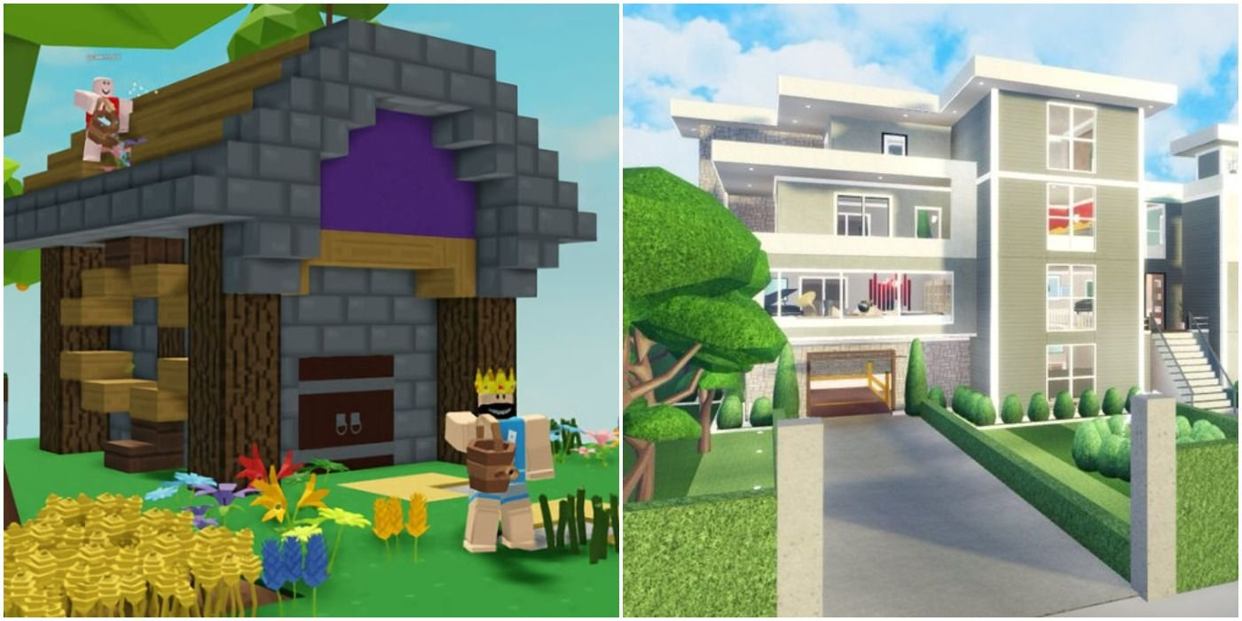 10 Building Games You Can Play On Roblox (For Free)