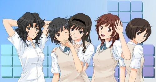 10 Dating Sim Games That Got Their Own Anime