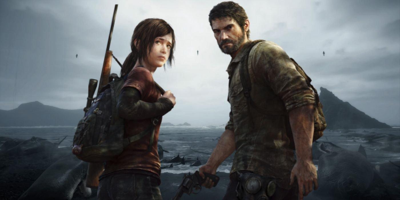 The Last of Us Fan Turns Joel Into A Porter From Death Stranding