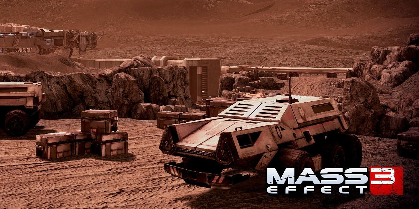 Mass Effect 3 Mars Easter Egg Discovered Nearly A Decade After Launch