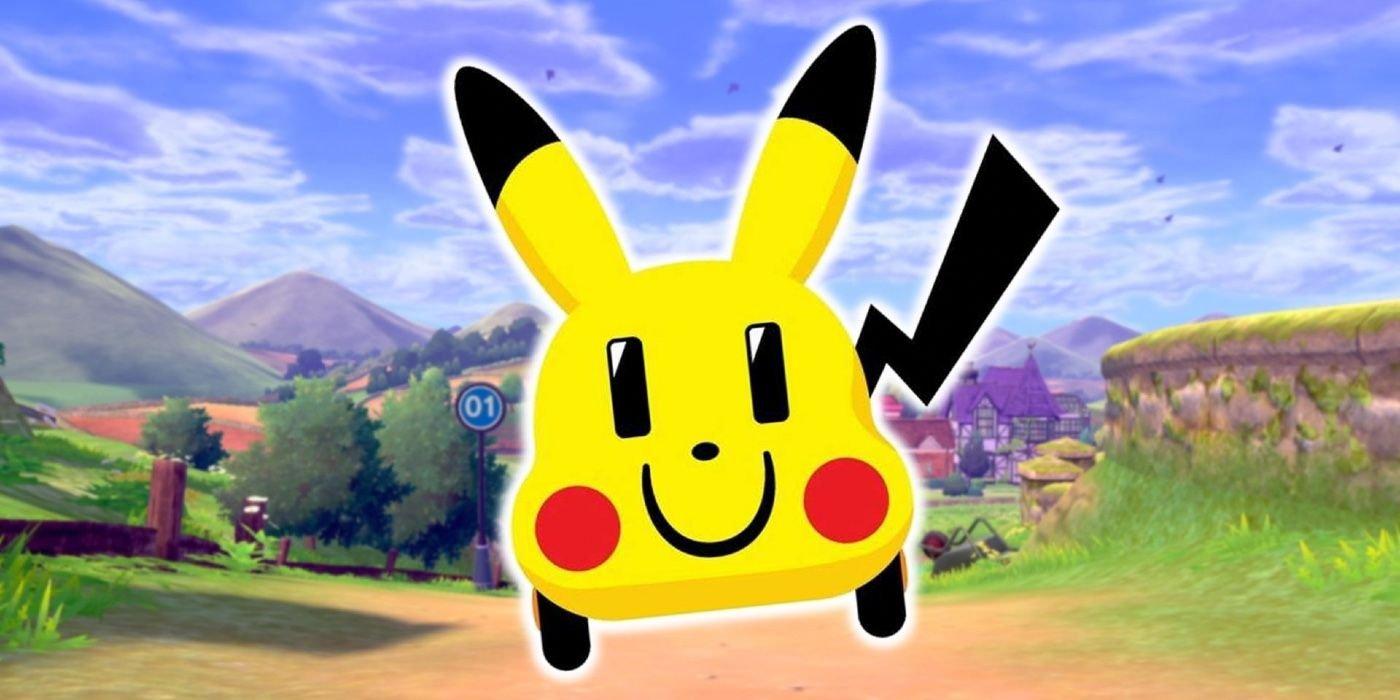 Pokemon Fan Spots Incredible Pikachu Car in Real Life
