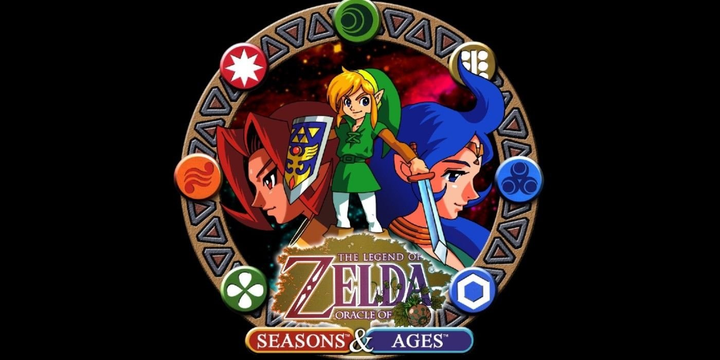 Zelda: Oracle of Ages and Seasons May Get Switch Remake