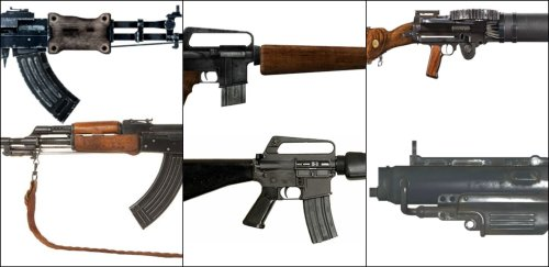 Fallout: 10 Weapons And Their Real Life Counterparts   Game Rant