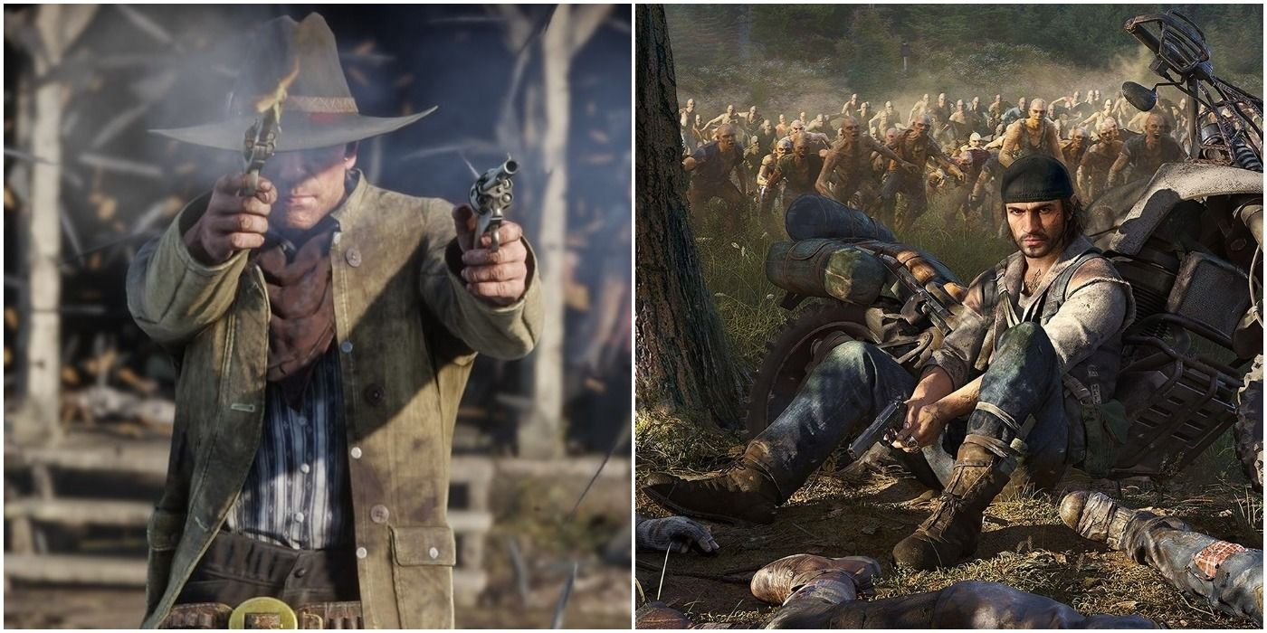10 Open-World Games That Have Great Stories But Weak Combat