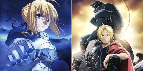 10 Best Anime Series On Netflix, Ranked