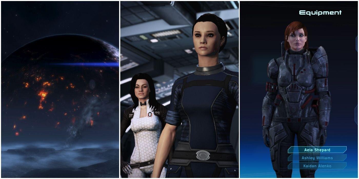 Mass Effect Legendary Edition: 10 Best Nexus Mods You Need To Install