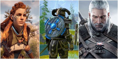 10 Story-Heavy Games To Play While Waiting For The Elder Scrolls 6