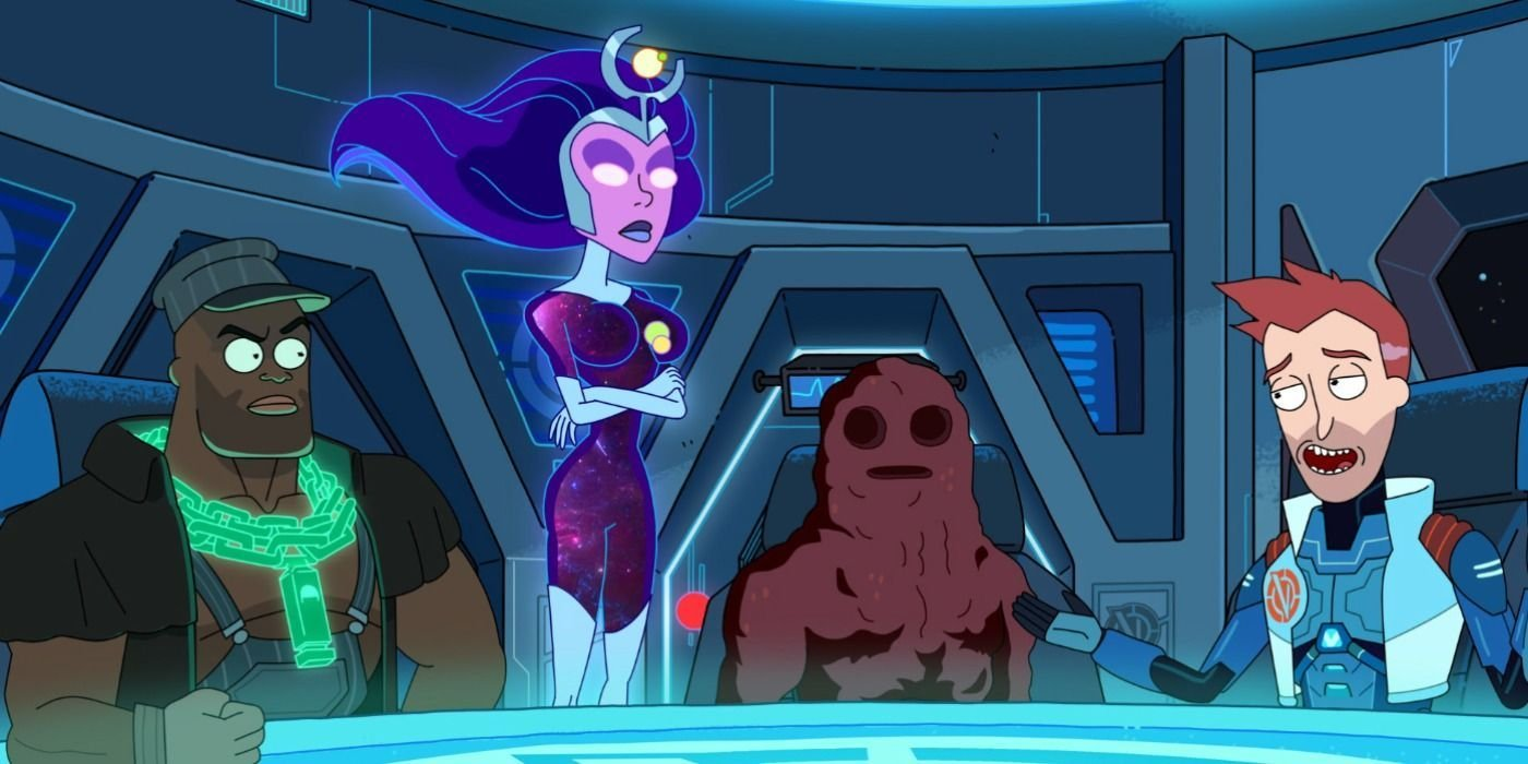 Rick And Morty's 'The Vindicators' Are Getting Their Own Adult Swim Spin-Off