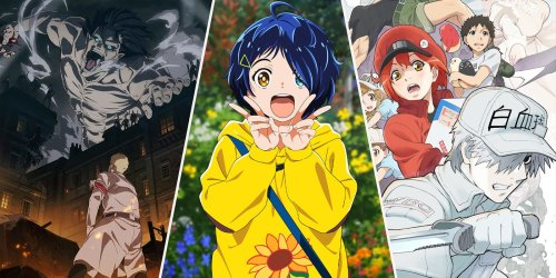 Winter 2021: 10 Best Anime Of The Season, Ranked