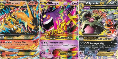 Pokemon: The 10 Strongest EX Cards, Ranked