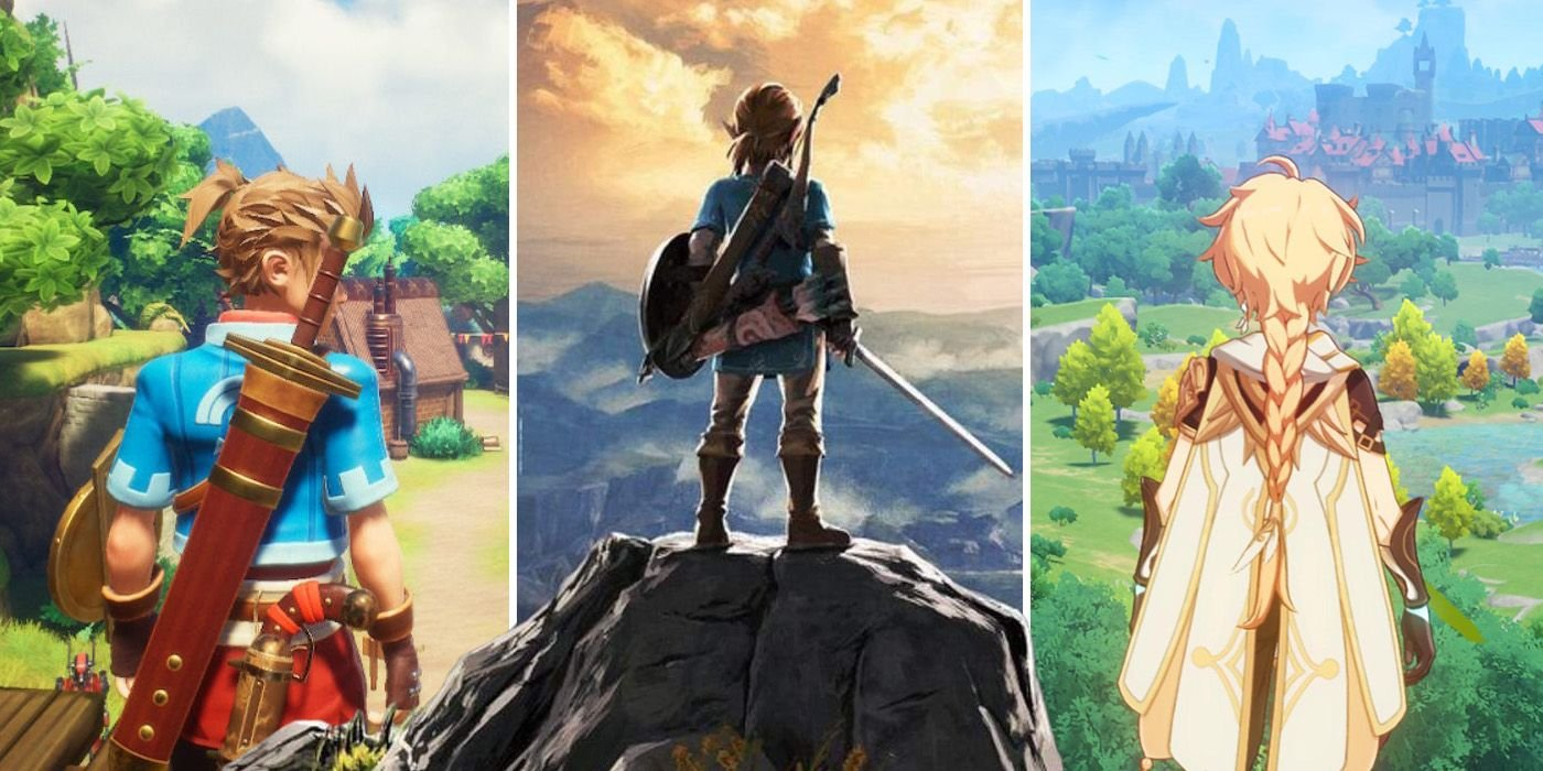 10 Open-World PlayStation Games To Play If You Love Zelda