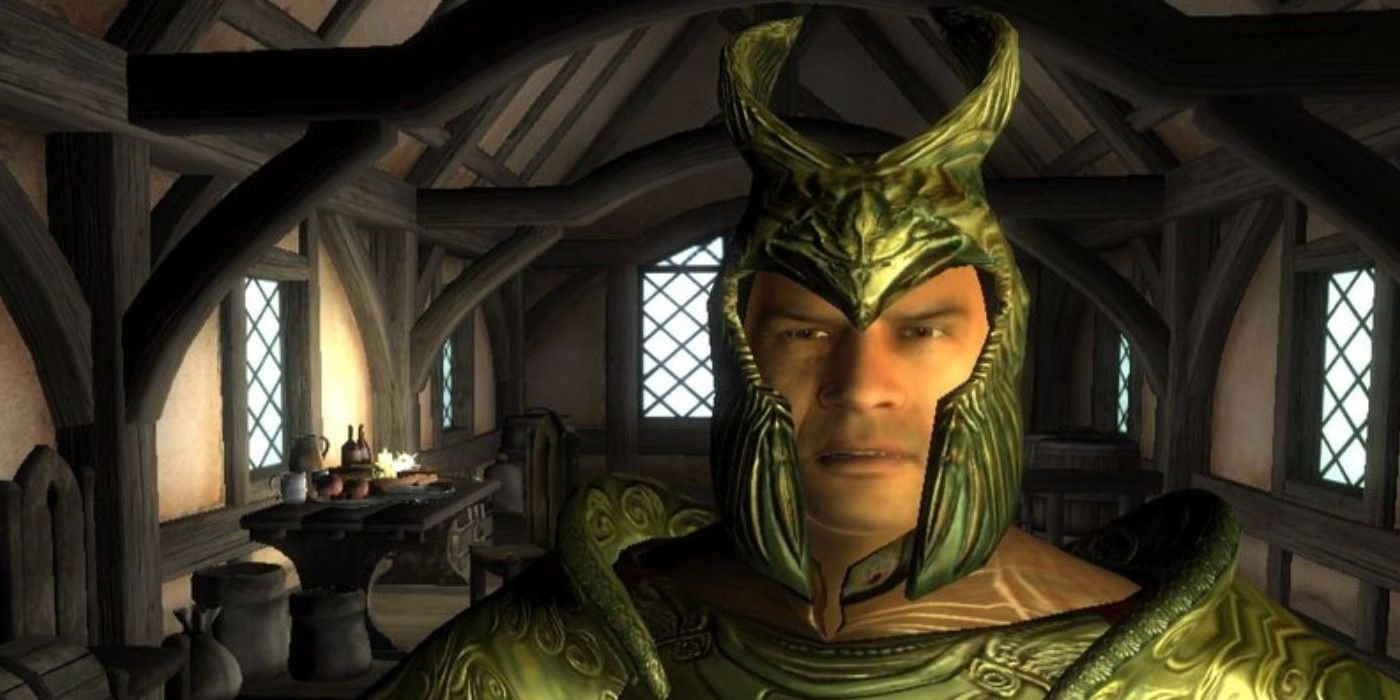 Viral Video Looks Like Elder Scrolls 4: Oblivion NPC in Real Life
