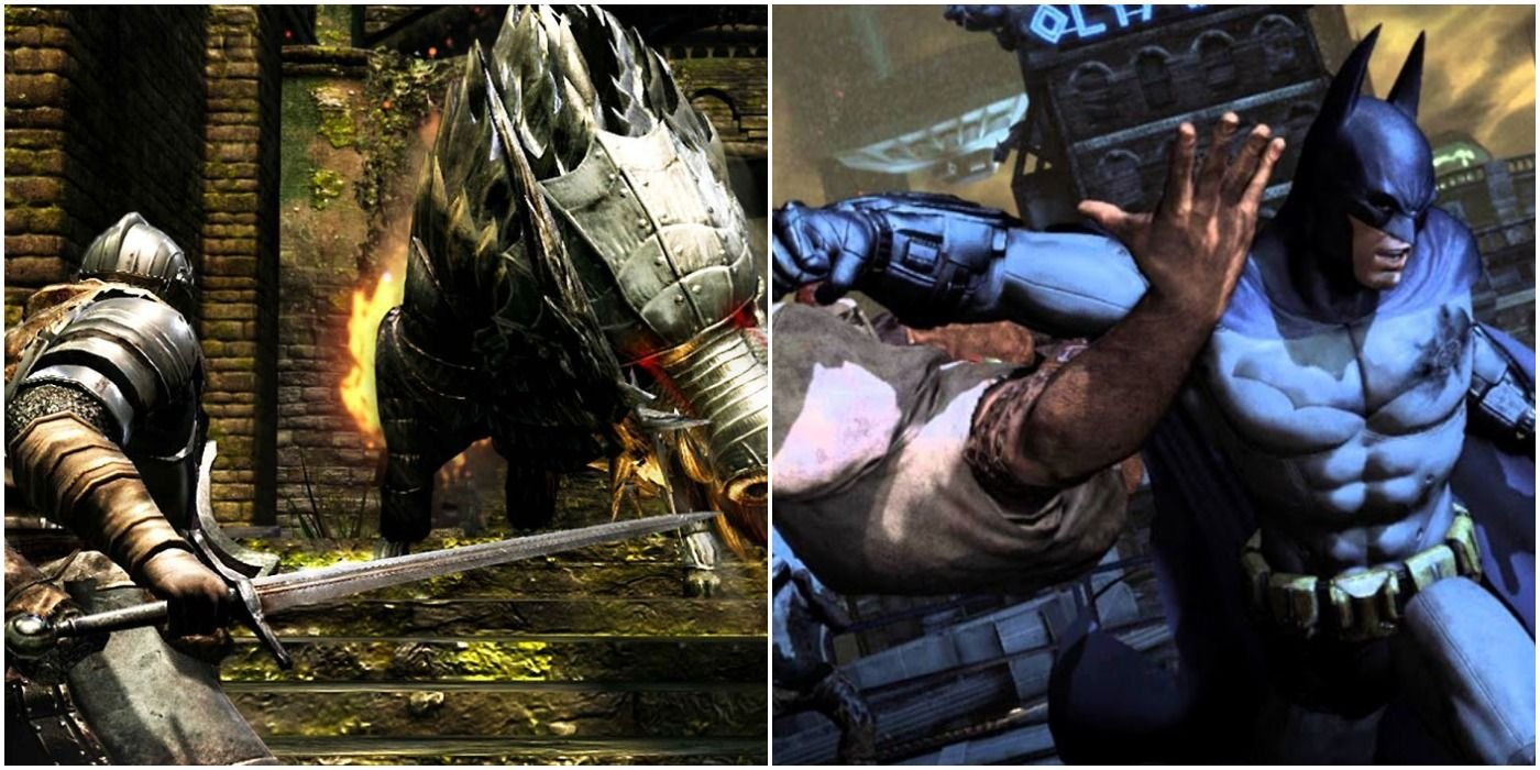 15 PC Games That Play Better With A Controller