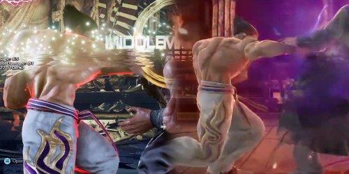 Video Compares Kazuya's Movesets in Super Smash Bros. Ultimate and Tekken