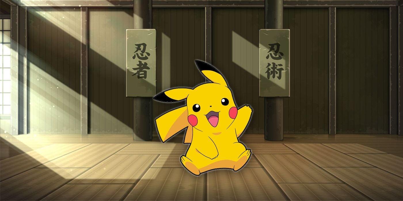 Pokemon Fanart Imagines Pikachu as a Fighting-Type