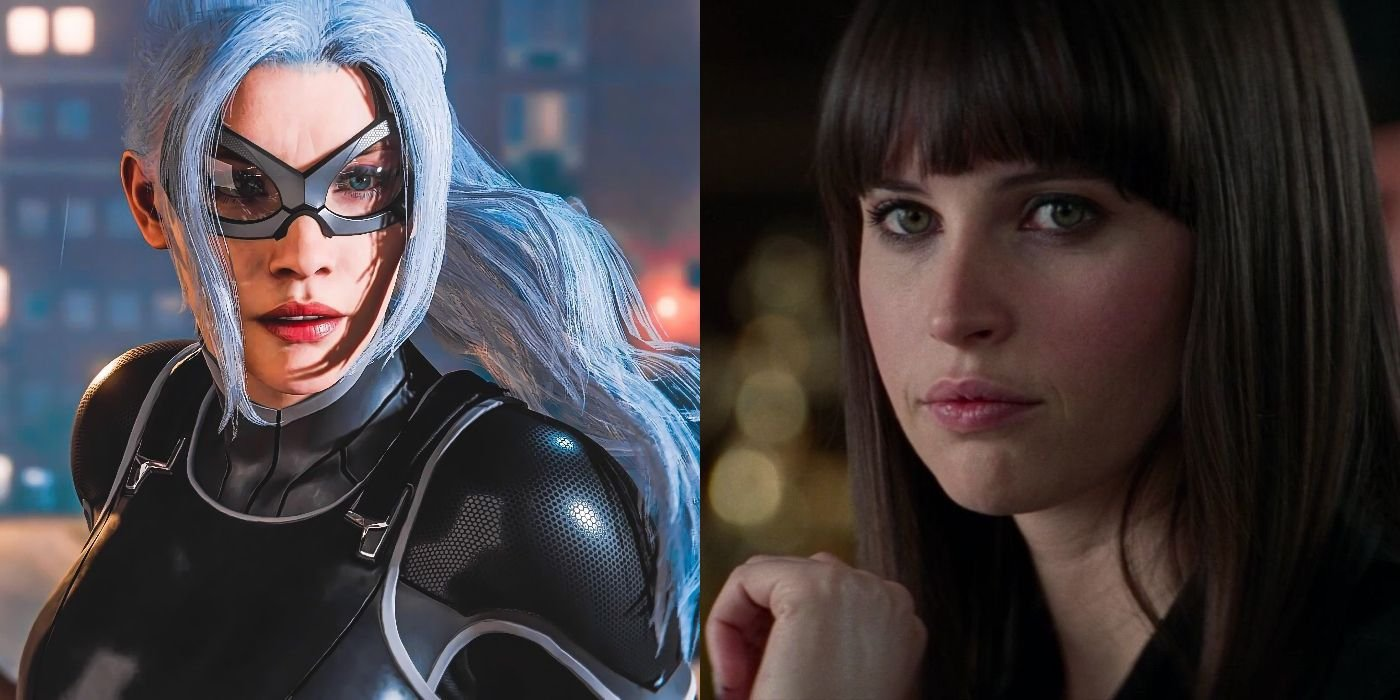 Black Cat Cosplay Is The Girlfriend Spider-Man Films Have Been Missing