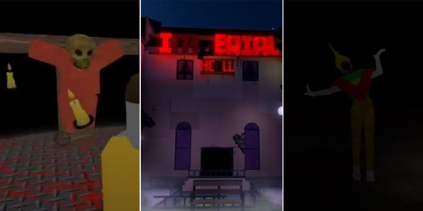 10 Scary Horror Games You Can Play On Roblox (For Free)
