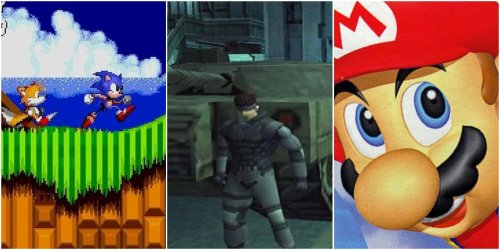 The 15 Best '90s Video Games, Ranked