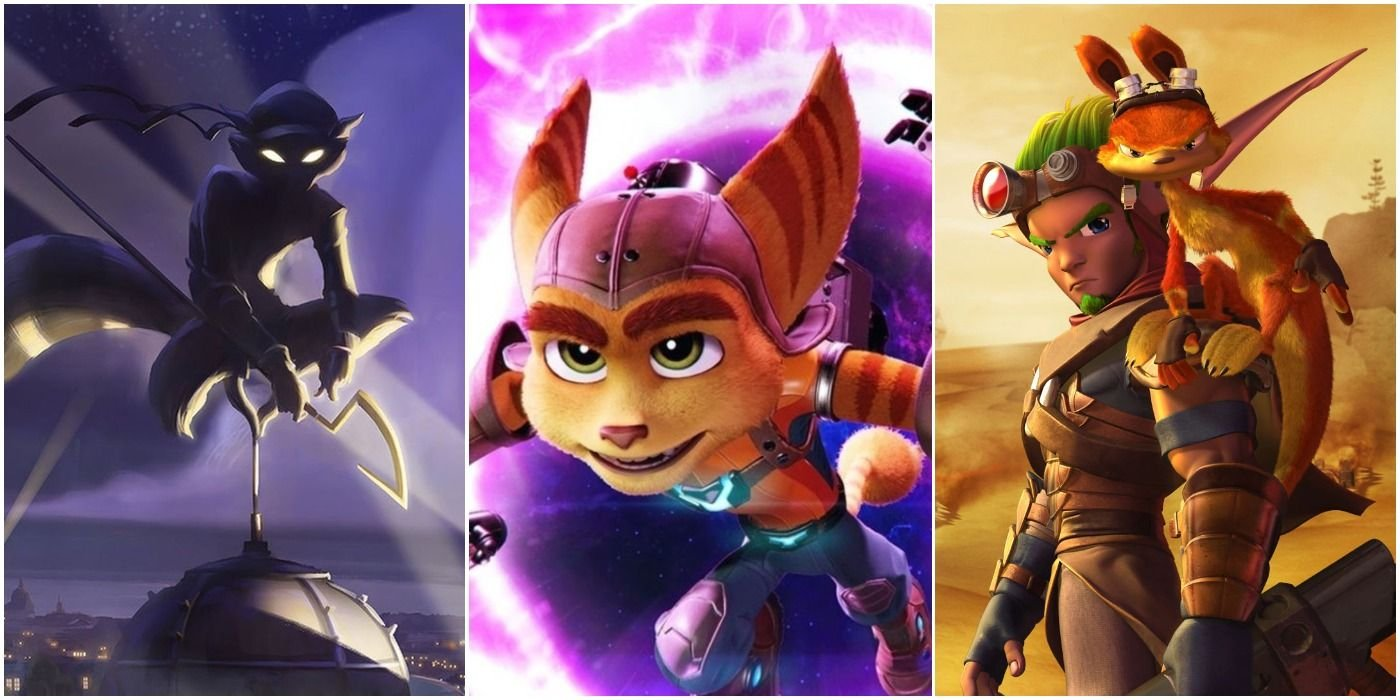10 Easter Eggs Only True Fans Caught In Ratchet & Clank: Rift Apart