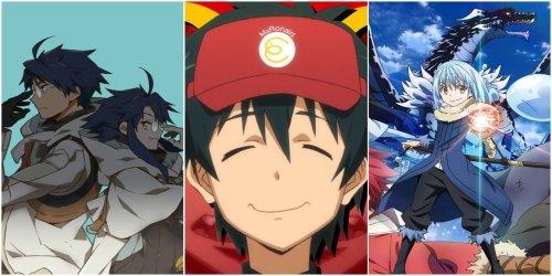 10 Greatest Isekai Anime Of All Time