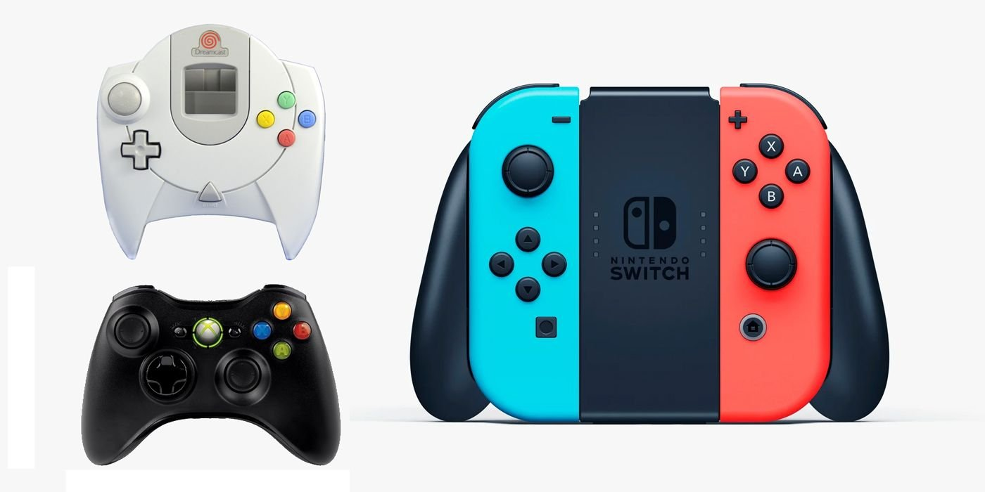 5 Controllers That Are A Joy To Game With (& 5 That Are A Nightmare)