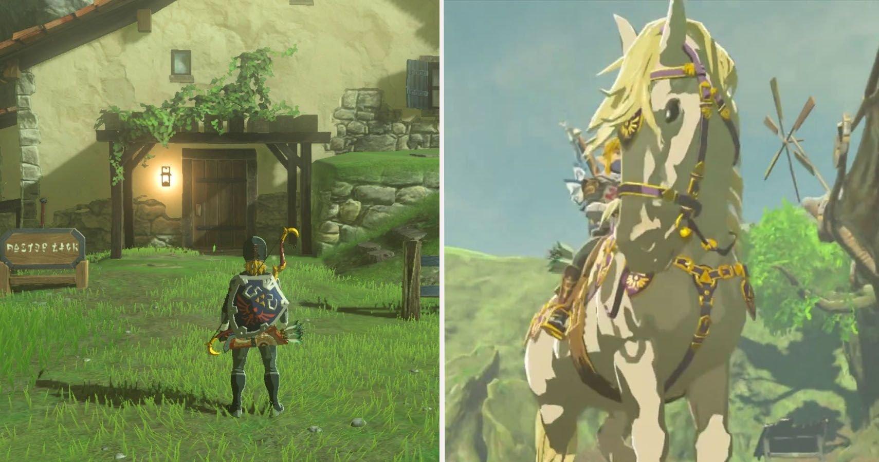 Breath Of The Wild: 10 Secret Side Quests Even Zelda Fans Missed