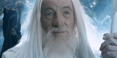 LOTR: Why Does Gandalf Briefly Forget His Name After Coming Back ?